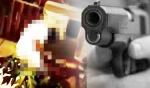 Hombre es asesinado de 10 balazos en VES