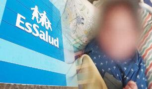 EsSalud se pronuncia por caso de niño de 4 años con COVID-19