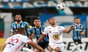 Humillante derrota en la Copa Libertadores: Ayacucho FC pierde 6-1 ante Gremio