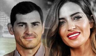 Iker Casillas y Sara Carbonero se separan