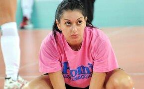 Polémica en Italia: despiden y demandan a voleibolista por quedar embarazada