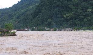 Advierten que ríos Huallaga y Ucayali superaron umbral de alerta de desborde