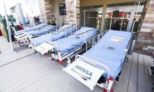 Tacna registra disminución en el uso de camas hospitalarias y UCI
