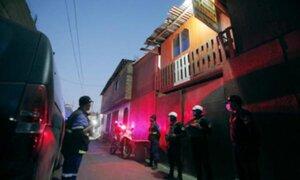 Niña de 6 años falleció luego de que cayera el techo de su casa en Chosica