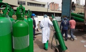 Sisol: Baja la demanda de oxígeno en planta de San Juan de Lurigancho
