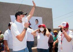 Forsyth presentó su plan de seguridad ciudadana en San Juan de Lurigancho