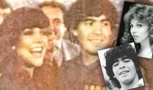¿Diego Maradona y Verónica Castro tuvieron un romance?