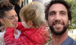 Picantitas del espectáculo:  Antoñito se reencontró con la familia de Antonio Pavón en España