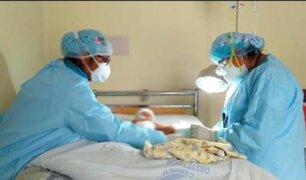 Bebé de 11 meses perdió la batalla contra la COVID-19 en Huancayo