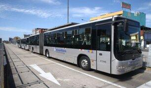 Paro de transportistas: Metropolitano y corredores viales aumentarán su frecuencia, según la ATU