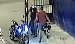 Vecino golpeó a vigilante porque se demoró en abrirle la reja en Los Olivos