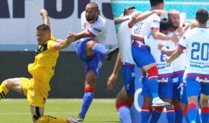 Mannucci derrotó 2-0 a Cantolao en el debut de la Liga 1
