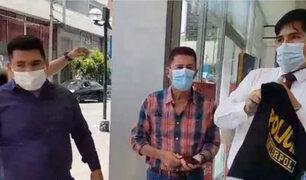 Narcotraficantes bolivianos detenidos en Miraflores serán extraditados a EEUU
