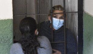 """Jeanine Áñez: dictan prisión preventiva contra expresidenta por supuesto """"Golpe de Estado"""""""