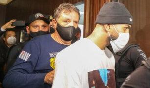 'Gabigol' se escondió debajo de mesa para no ser detenido en fiesta covid en Brasil