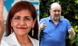 """Renovación Popular: Neldy Mendoza se """"allana"""" a pedido para retirarse de la plancha"""