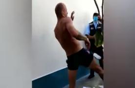 Piden suspensión de trabajador edil que amenazó a sujeto que lo agredió en Punta Hermosa