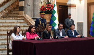 Bolivia: Roxana Lizárraga, exministra de Comunicaciones, solicitó refugio al Perú