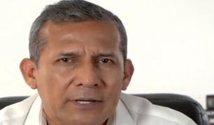Elecciones 2021: Ollanta Humala afirmó que impulsará una reforma de pensiones