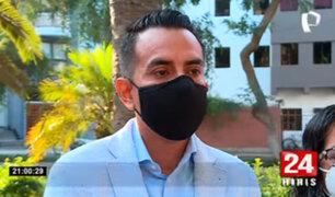 Hombre que agredió a una pareja en Miraflores señala que también fue agredido