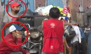 Cercado de Lima: comerciantes ambulantes invaden calles y no respetan normas sanitarias