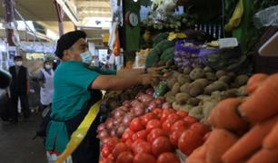 Empresa Municipal de Mercados anunció que se garantizará el abastecimiento de alimentos