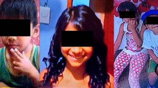 El Agustino: ubican a niños reportados como desaparecidos el último sábado