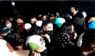 Brasil: intervienen a más de 600 jóvenes que participaban en una fiesta clandestina
