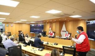 Paro de transportistas: Gobierno se reúne con miembros de gremio para atender demandas