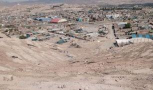 Moquegua: desalojan a decenas de invasores de sitio arqueológico Chen Chen