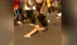 Rímac: joven casi pierde la vida tras ser embestida por expareja de su amigo