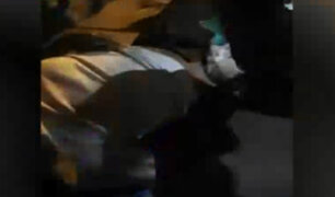 Disparan a joven tras resistirse al robo de su celular en Chorrillos