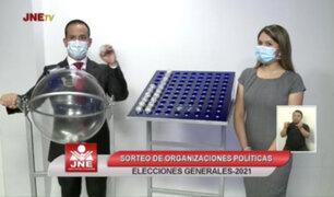 Elecciones 2021: conoce el orden y fechas de los debates presidenciales del JNE