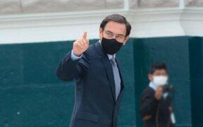 Martín Vizcarra: PJ continuará audiencia de prisión preventiva este jueves