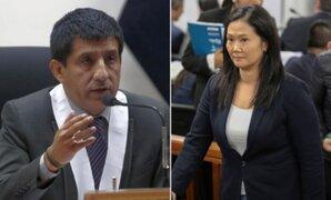 Juez Concepción Carhuancho fue sancionado por la OCMA