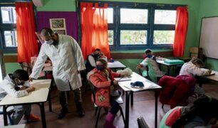 Uruguay suspende obligatoriedad para ir a clases presenciales por alto número de contagios