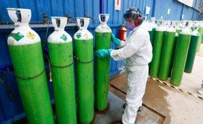 Congreso debatirá este jueves expropiación de plantas de oxígeno