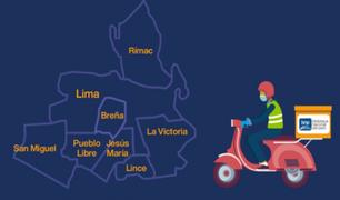 Biblioteca Nacional del Perú reanuda servicio de préstamo de libros a domicilio por delivery