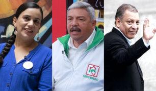 Elecciones 2021: candidatos presidenciales continúan actividades proselitistas