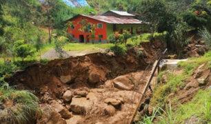 Piura: hallan a los siete niños desaparecidos tras aluvión en Canchaque