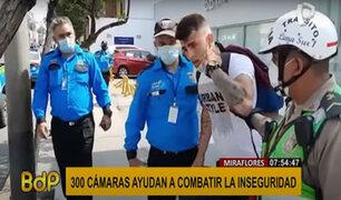 """Gerente de Seguridad de Miraflores: """"el 90% de delitos tienen participación de extranjeros"""""""