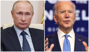 Putin responde a Joe Biden por llamarlo asesino: El que lo dice lo es