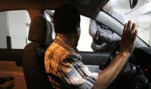 Carabayllo: joven conductor evitó robo de su vehículo tras maniobra temeraria