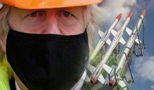 Reino Unido amplía su arsenal de armas nucleares