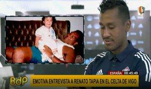 Renato Tapia revela detalles íntimos de su vida familiar en entrevista