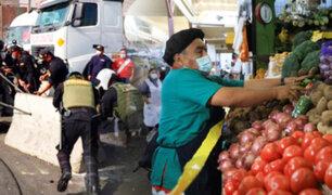 Precios de algunos alimentos comienzan a bajar en mercados tras desbloqueo de carreteras