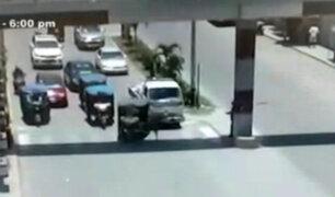 Mototaxista casi pierde la vida tras ser embestido por camión en Tumbes
