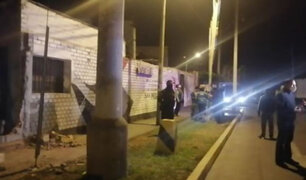 Municipalidad de San Miguel interviene complejo deportivo donde se realizaban fiestas