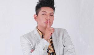 La nueva figura de la cumbia, Bryan Arambulo realizará su primer concierto virtual