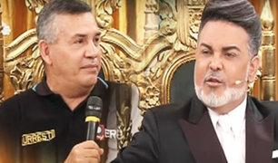 Daniel Urresti en una reveladora entrevista con Andrés Hurtado
